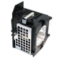 Kompatibel Lampu Proyektor untuk Hitachi 55VG825 dengan Perumahan Hitachi TV