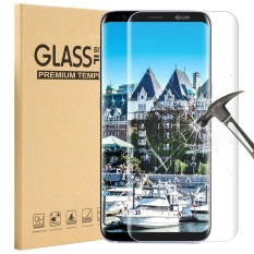 Toko Benar Benar Transparan Glass Screen Protector Full Coverage Tempered Glass Untuk Samsung Galaxy S8 Plus S8 Intl Murah Tiongkok