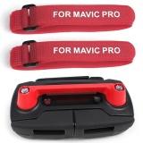 Toko Controller Protector Thumb Stick Guard Kurung Dengan 2 Pcs Propeller Clip Stabilizer Fixing Strap Untuk Dji Mavic Pro Drone Merah Intl Oem