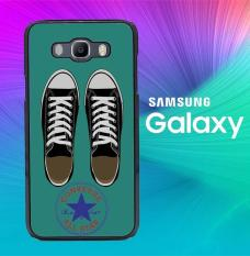 Converse All Star H0044 Casing Custom Hardcase Samsung Galaxy Core 2 Case Cover