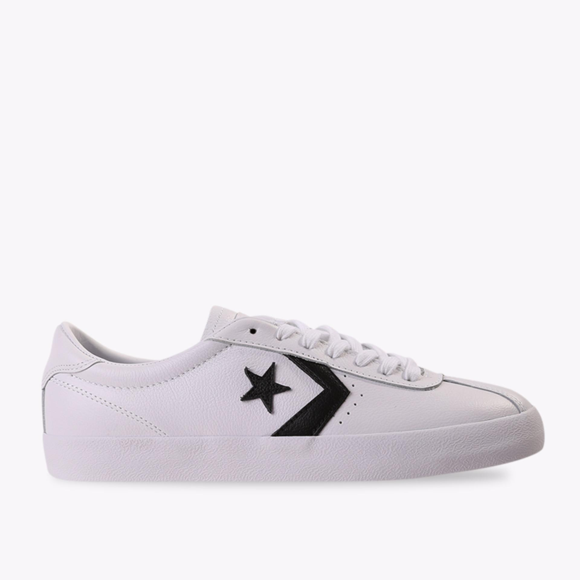 Top 10 Converse Breakpoint Leather Ox Men S Sneakers Shoes Putih Online