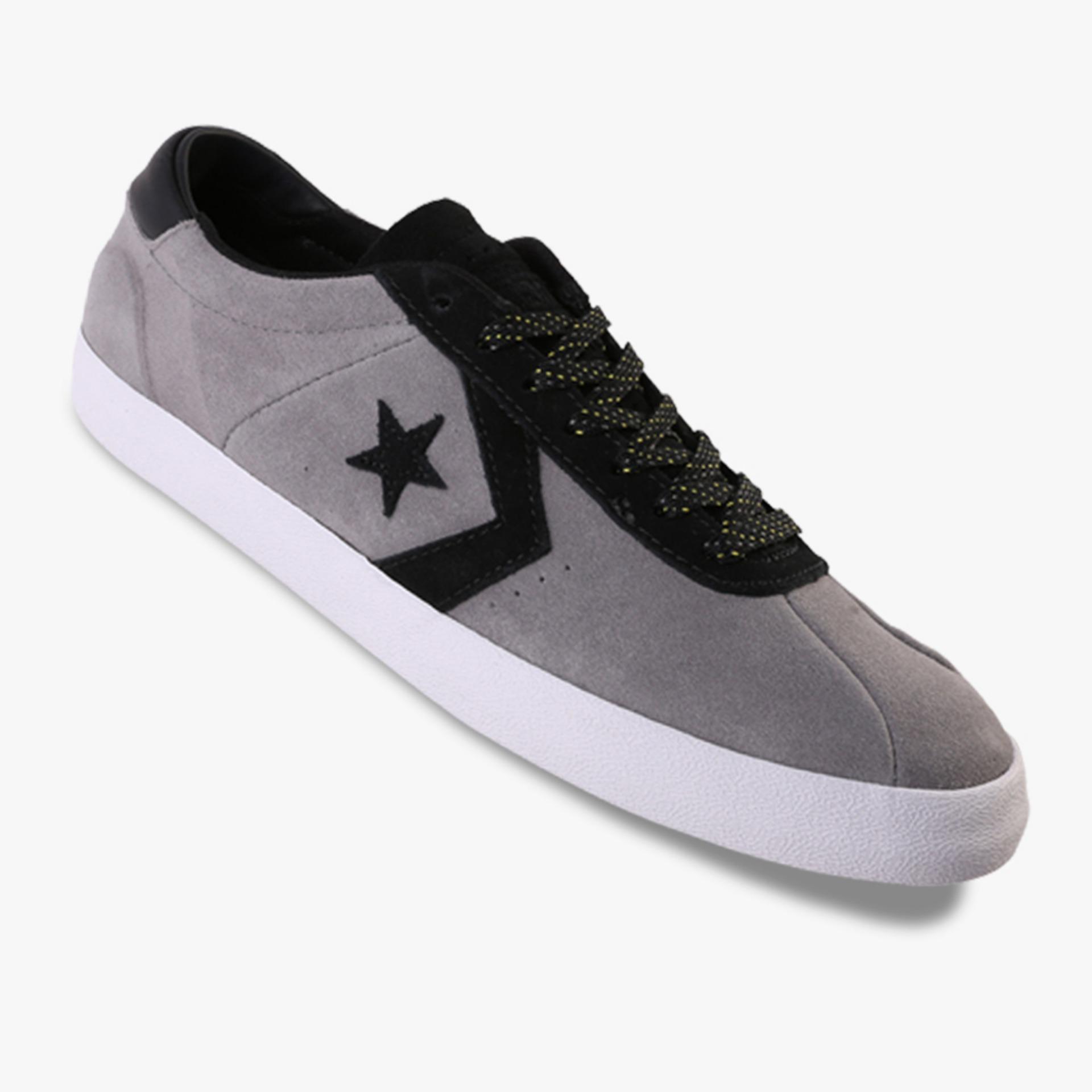 Spesifikasi Converse Breakpoint Pro Ox Men S Sneakers Unisex Size Abu Abu Beserta Harganya