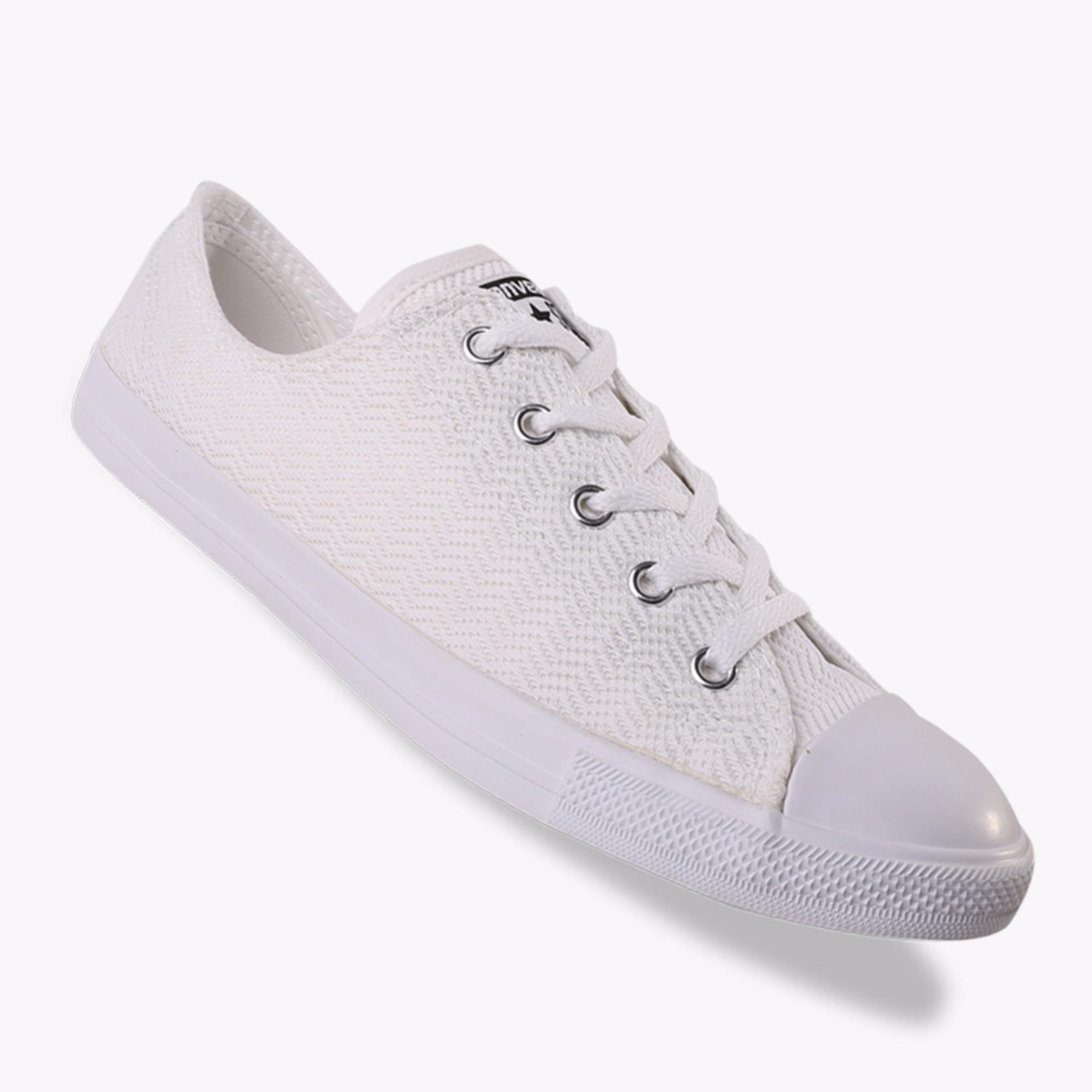 Jual Converse Chuck Taylor All Star Dainty Ox Women S Sneakers Shoes Putih Import