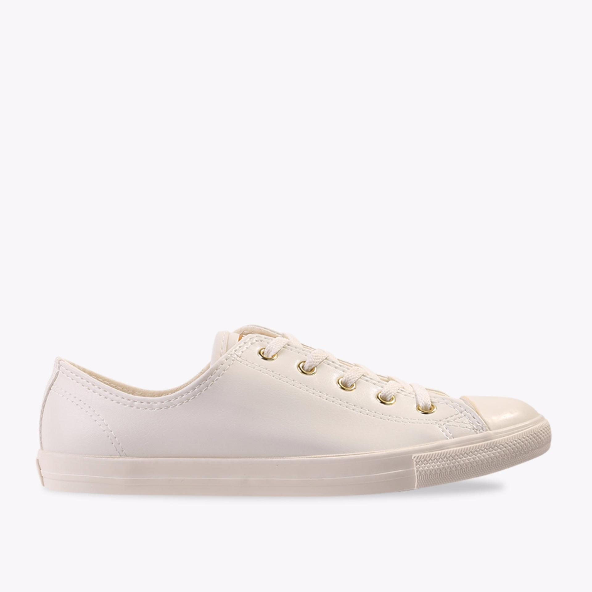 Converse Chuck Taylor All Star Dainty Ox Women's Sneakers Shoes - Putih