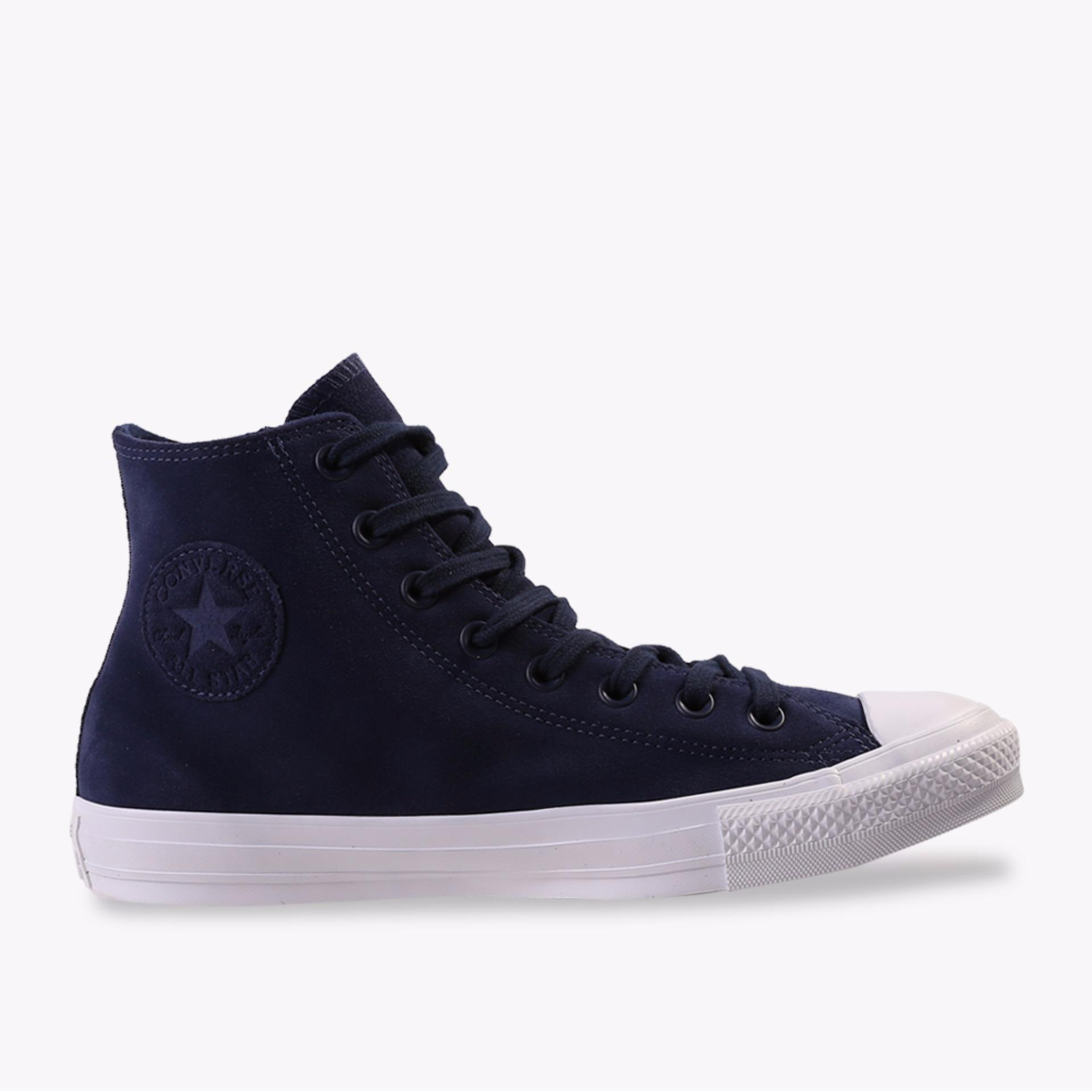 Spesifikasi Converse Chuck Taylor All Star Hi Men S Sneakers Shoes Navy Beserta Harganya
