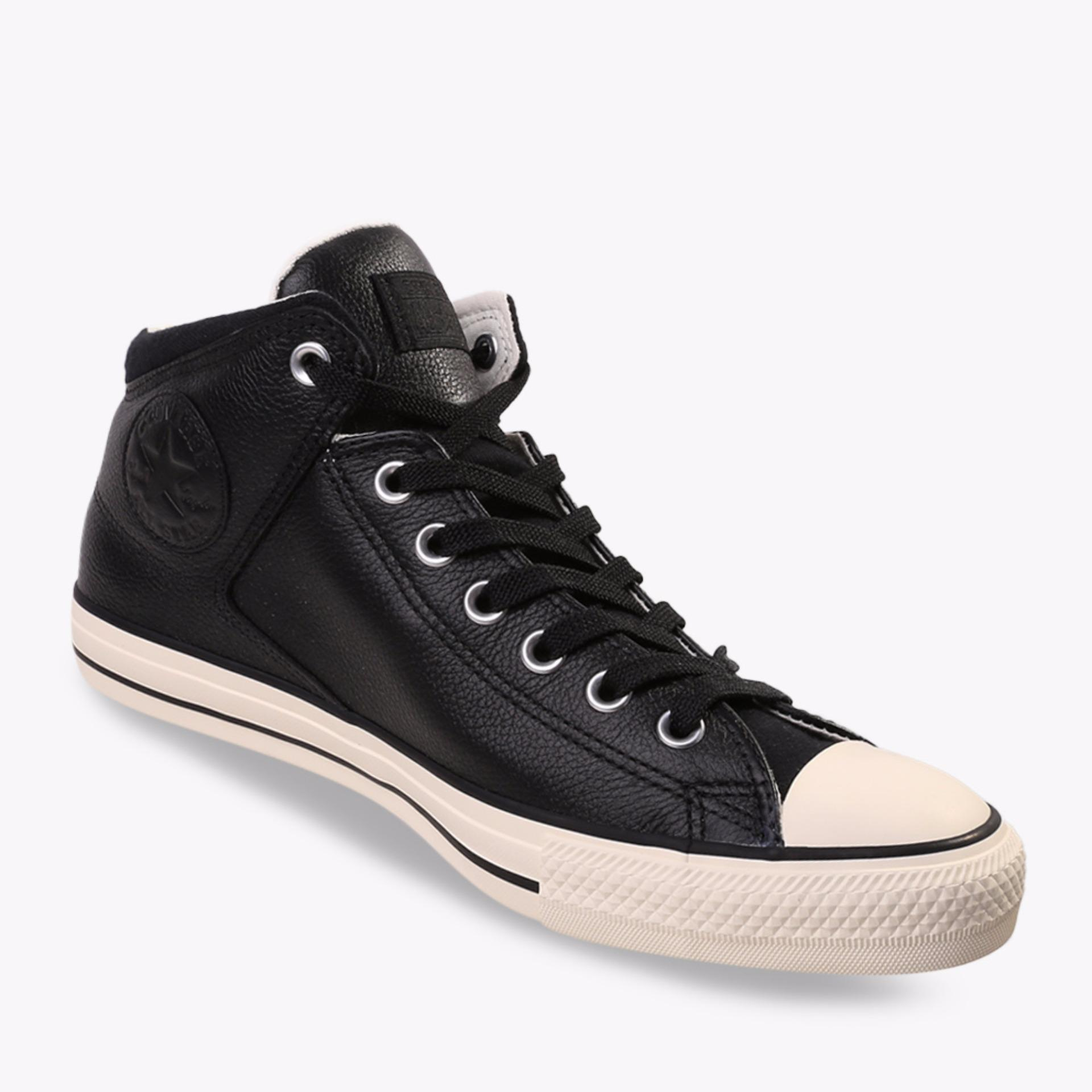 Review Converse Chuck Taylor All Star High Stret Men S Sneakers Shoes Hitam Converse