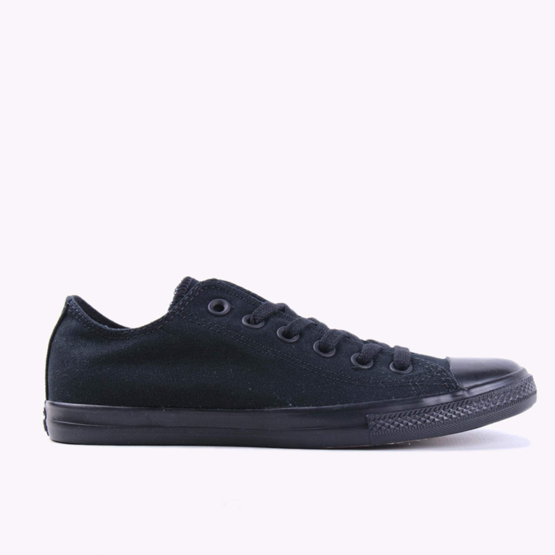 Jual Converse Chuck Taylor All Star Lean Black Original