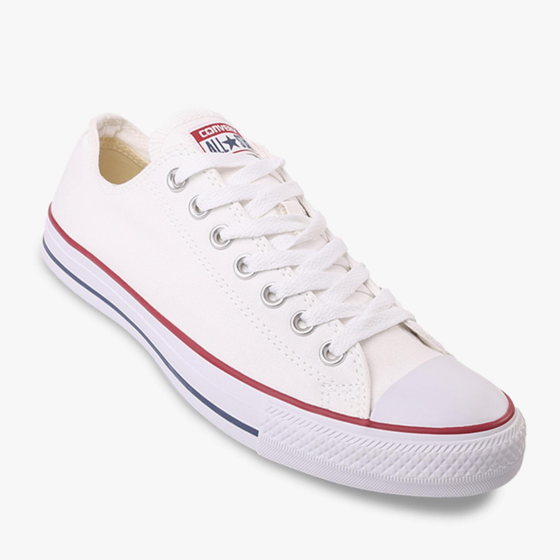 Toko Converse Chuck Taylor All Star Ox Men S Sneakers Putih Online