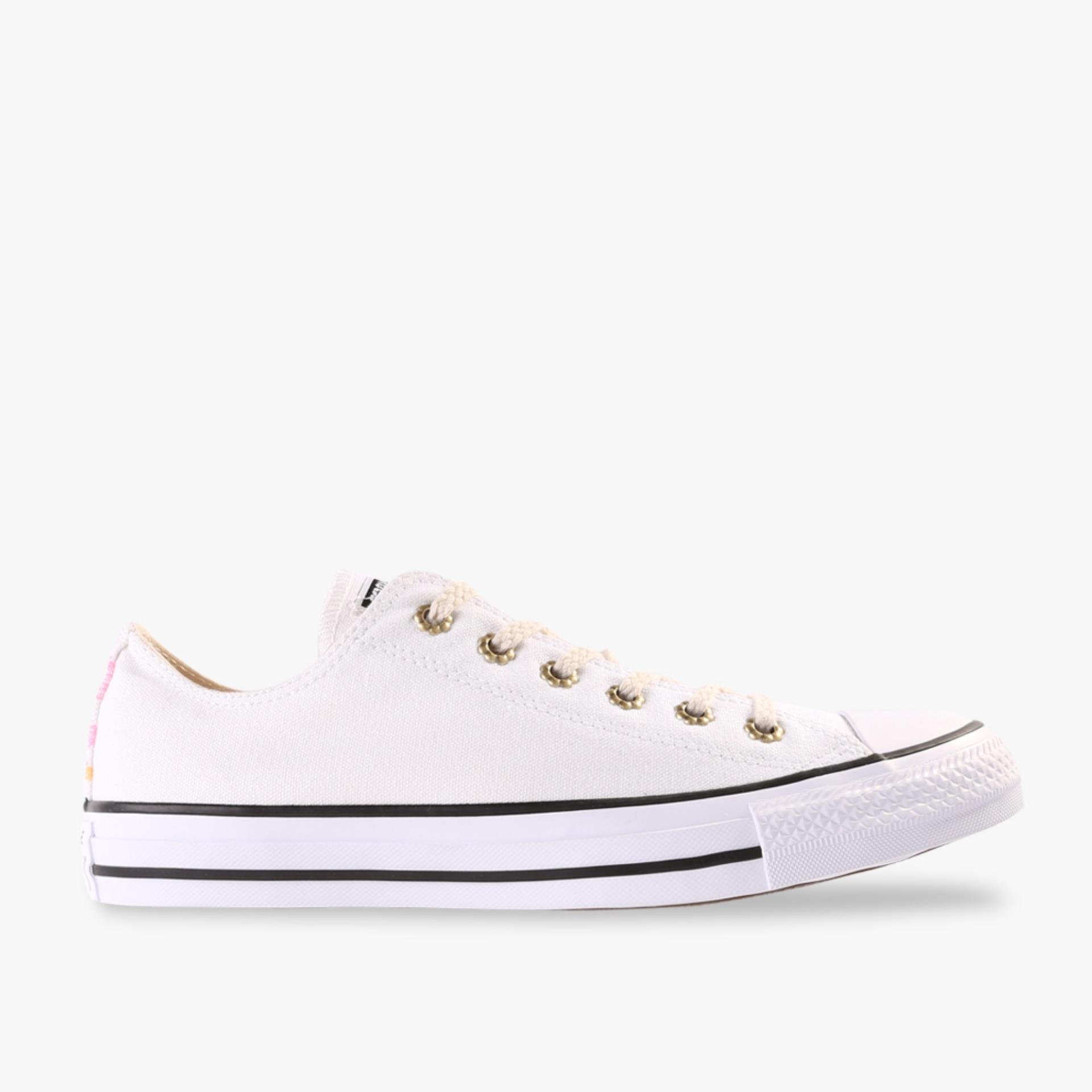 Review Converse Chuck Taylor All Star Ox Women S Sneakers Putih Di Indonesia