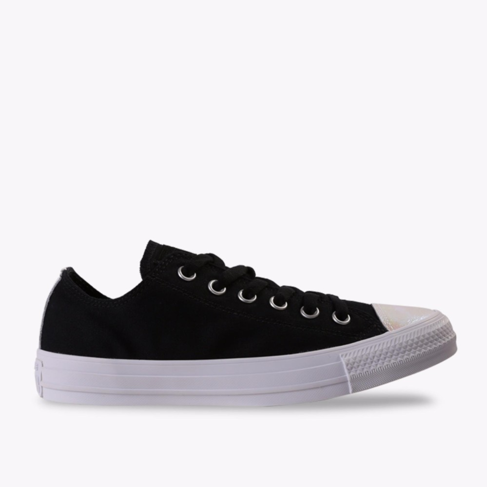 Spesifikasi Converse Chuck Taylor All Star Ox Women S Sneakers Shoes Hitam