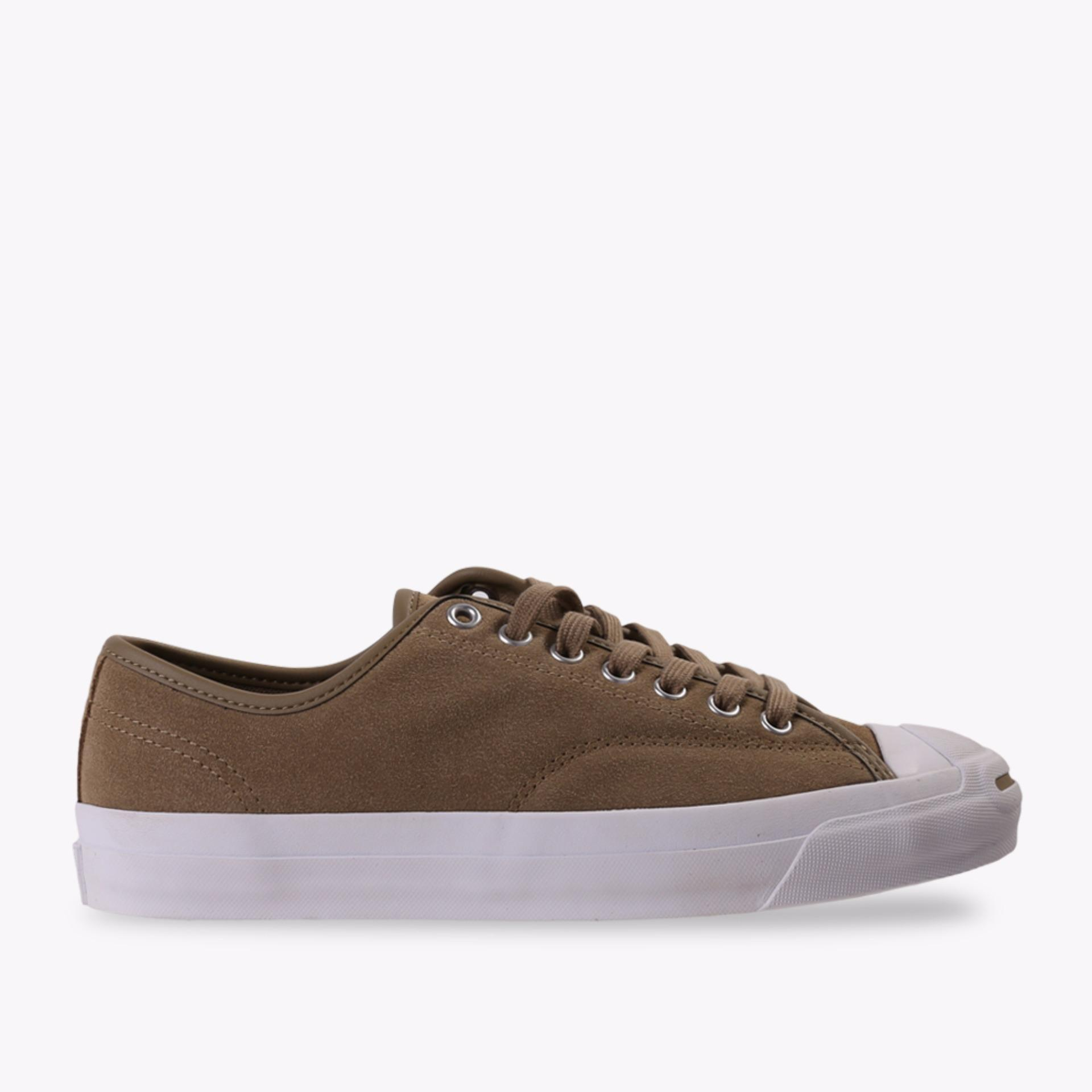 Tips Beli Converse Jack Purcell Pro Ox Men S Sneakers Shoes Cokelat Yang Bagus