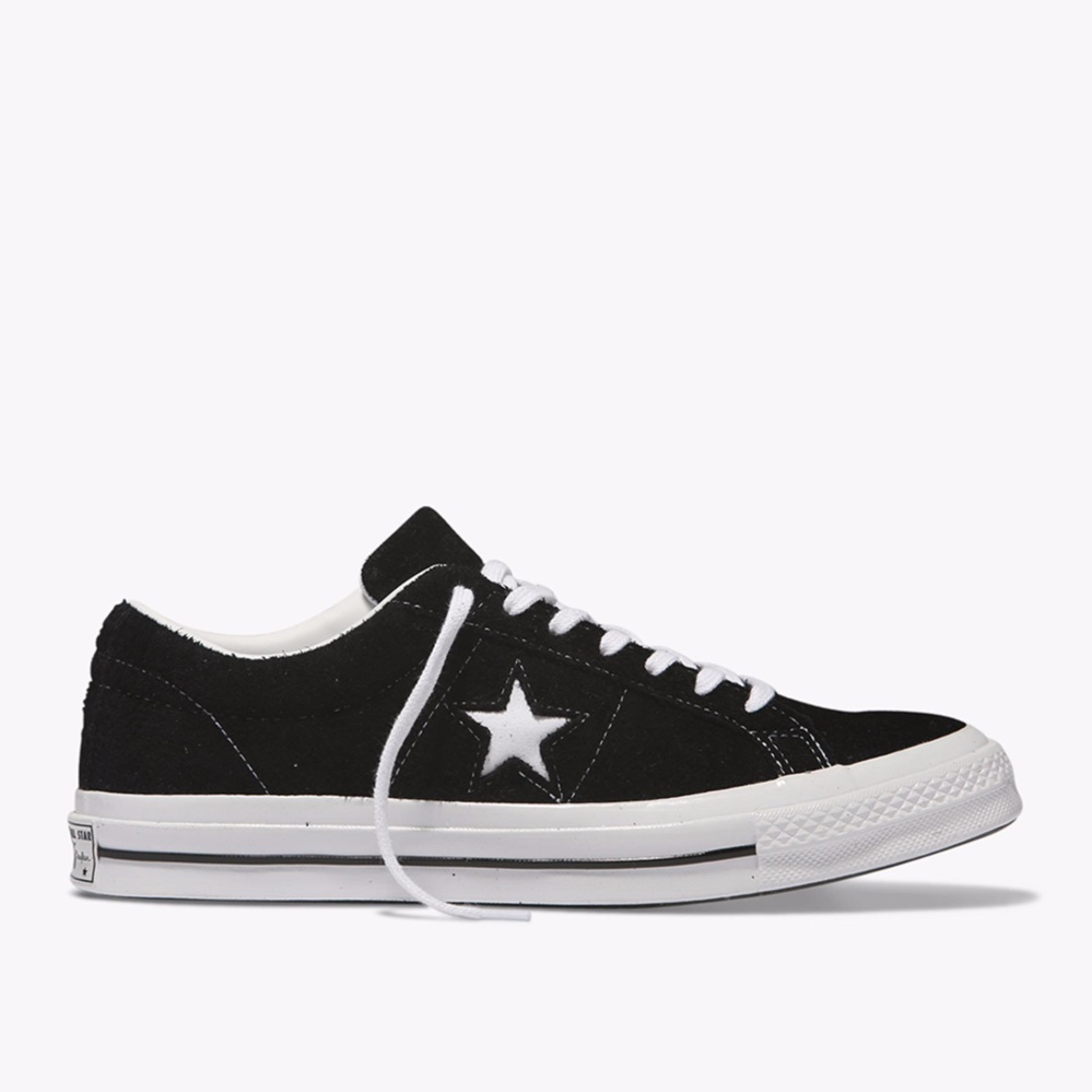 Harga Termurah Converse One Star Ox Men S Sneakers Shoes Hitam