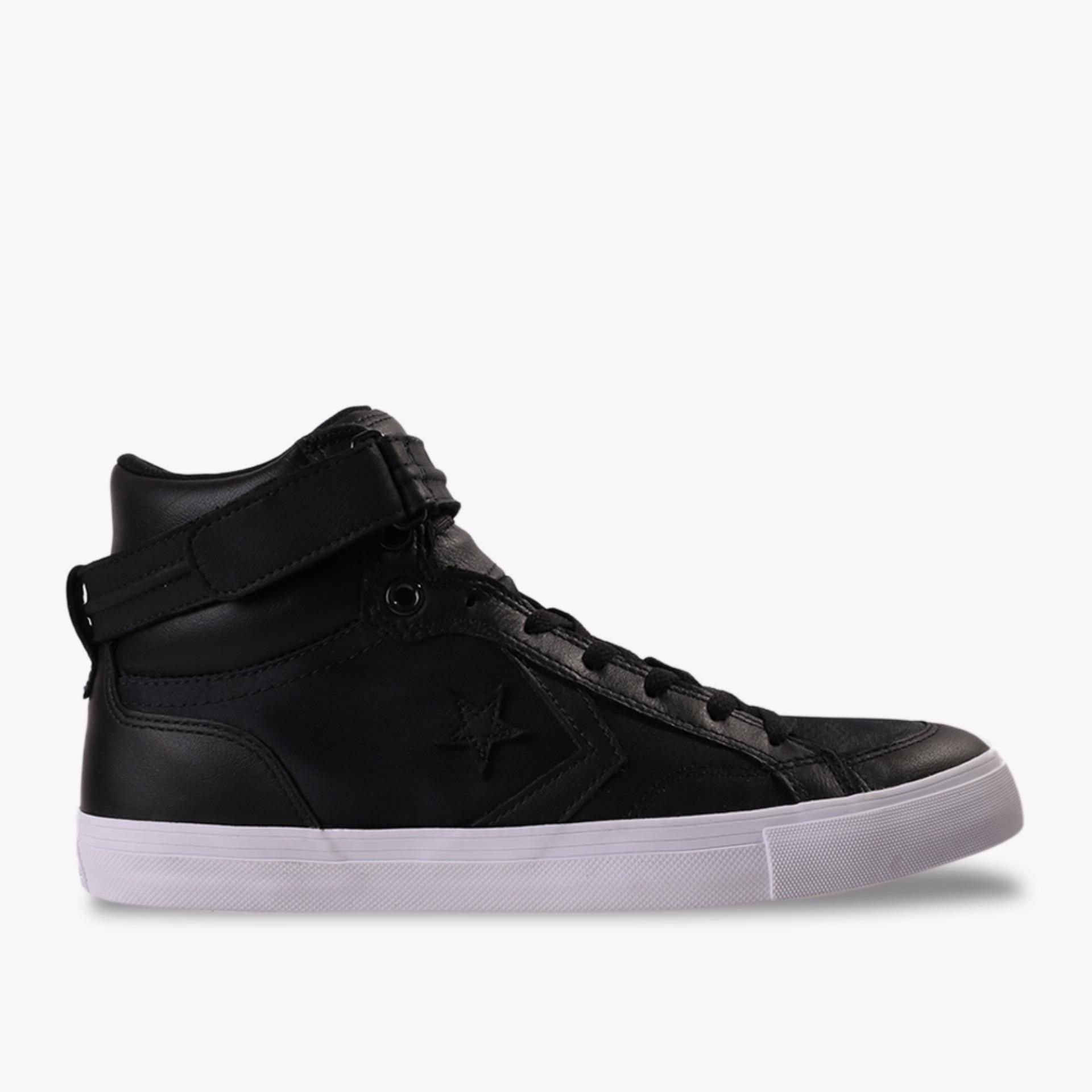 Toko Jual Converse Pro Blaze Plus Hi Men S Sneakers Shoes Hitam