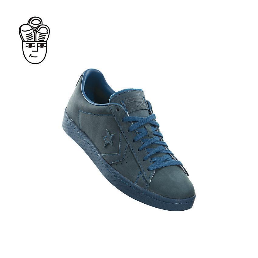Beli Converse Pro Kulit 76 Rendah Retro Sepatu Basket Pria 156460C Sh Online Murah