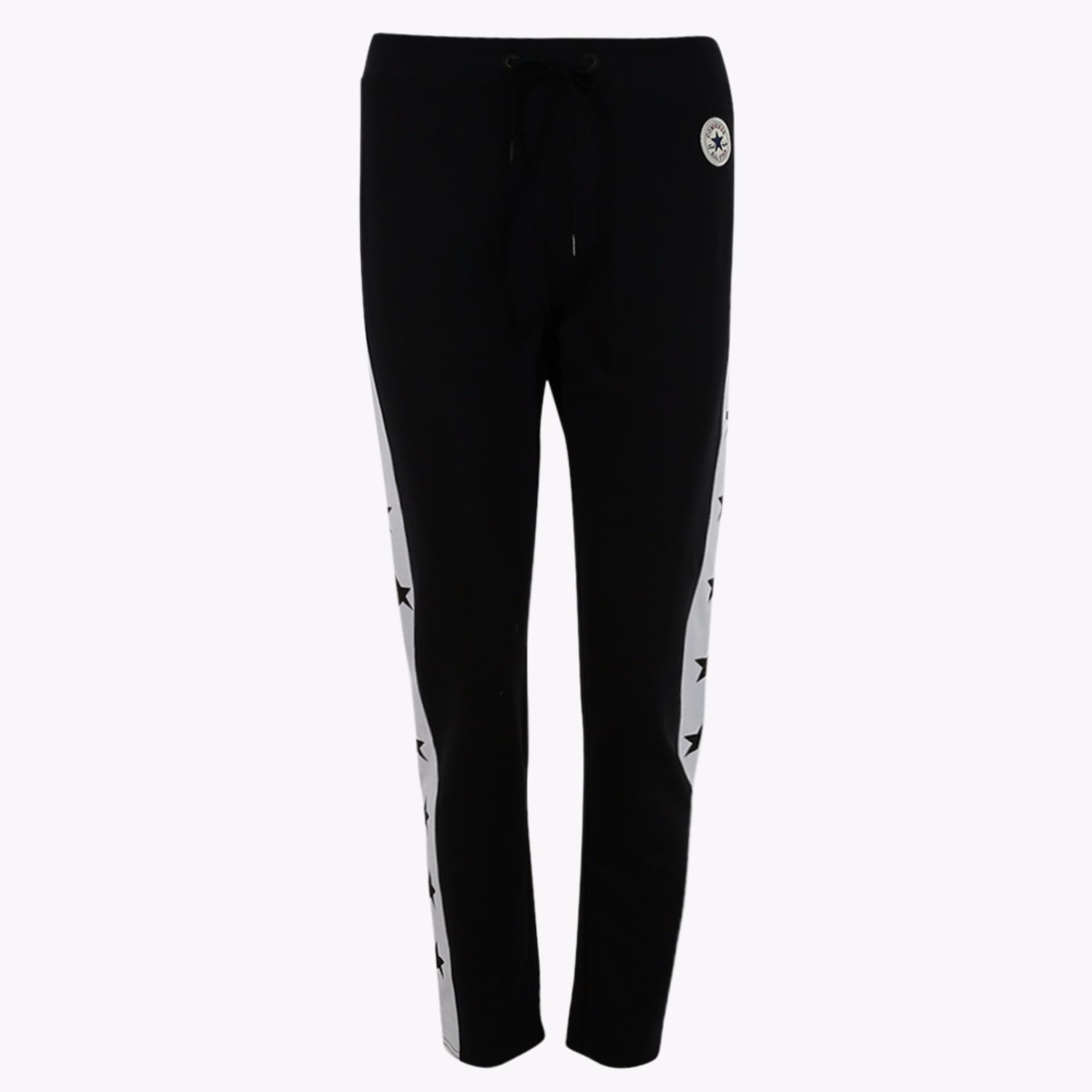 Model Converse Star Print Cp Women S Pants Hitam Terbaru