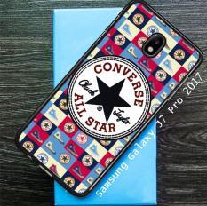Converse W3050 Samsung Galaxy J7 Pro 2017 Custom Hard Case