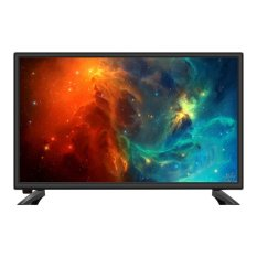 Coocaa 24 inch LED HD Ready TV - 3 Tahun Garansi Panel - Hitam (Model 24W1900)