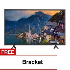 Penawaran Istimewa Coocaa 32 Inch Hd Digital Led Tv Hitam Model 32E2A22G With Free Bracket Terbaru