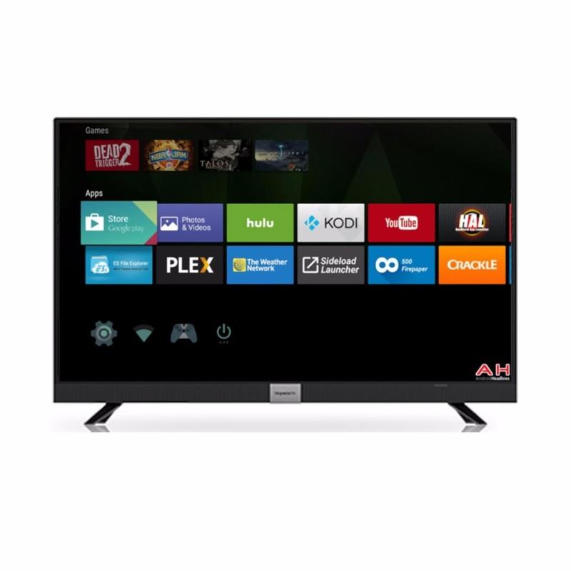 Coocaa 32 LED Smart TV 32S3A12G- Hitam