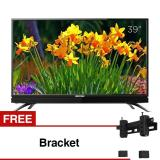 Review Coocaa 39 Inch Hd Led Tv Hitam Model 39W3 Terbaru