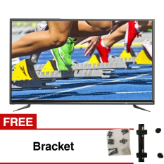 Beli Coocaa 40 Inch Full Hd Digital Led Tv Hitam Model 40E2A22G With Free Bracket Cicil