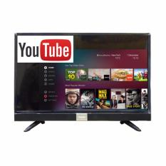Coocaa 40S3A12G Smart Digital TV LED - Hitam [40 Inch]