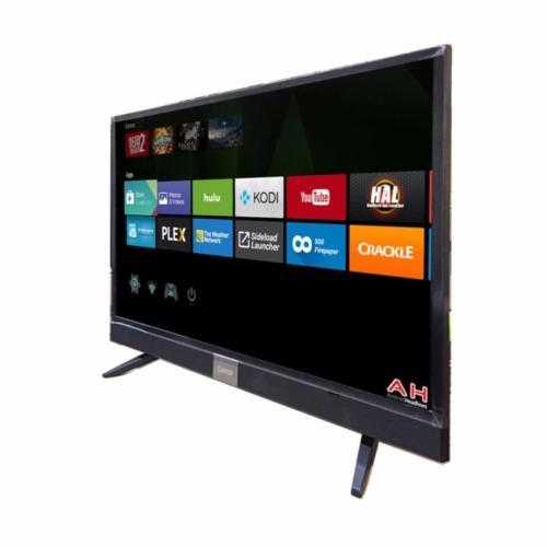 "Coocaa 43"" LED Smart Digital TV 43S3A12G- Hitam"