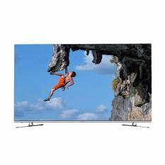 Harga Coocaa 55G7200 Led Tv Smart Uhd 55 Silver Terbaru