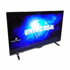 "Coocaa LED TV 32"" 32A2A11A – Hitam"