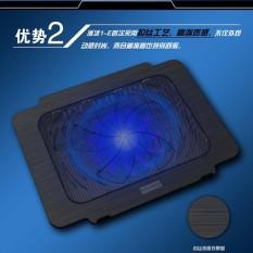 Cooling Pad Big Fan 140 mm Kipas Pendingin Laptop Notebook Dengan Lampu LED