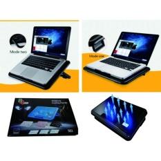 Coolingpad Cooling Pad Cooler Fan Tatakan Laptop Kipas Laptop Max 17