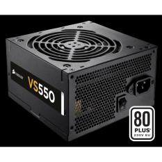 Corsair Power Supply PSU VS Series VS550 (CP-9020097-EU)550 Watt(550W)