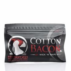DIGITAL - Cotton Bacon for GREAT TASTE VAPING by WICK N VAPE 2.0 Version