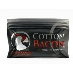 Cotton Bacon Version 2.0 by Wick N Vape Clone- Kapas Vape/Vapor
