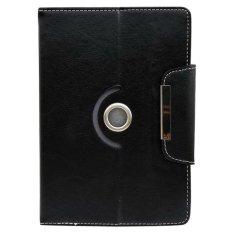 Cover Case untuk Toshiba Encore 2 Write Wt8Pe-B264 - Dapat Diputar 360 Derajat - Hitam