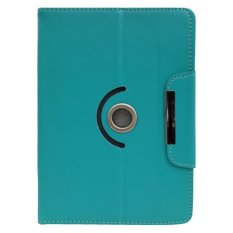 Cover Case untuk Toshiba Encore Mini Wt7-C16 - Dapat Diputar 360 Derajat - Biru