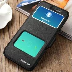 Cover Dual View dan Tampilan Jendela, Pelindung Kualitas Tinggi Flip Kulit Phone Case untuk OPPO R9S Plus-Intl