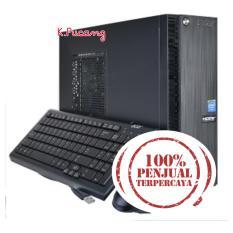 PC Built Up Acer Aspire XC-704G | Intel Celeron CPU N3050 | 4GB Ram | 500GB Hdd | Windows 10 Home | Black | FREE Asuransi Paket