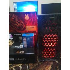 CPU GAMING - PC GAMING RAKITAN KEBYLAKE G4560 PUBG GTA V LIBASS