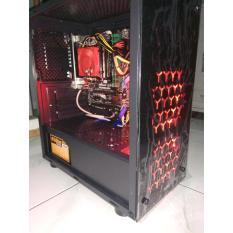 CPU - PC RAKITAN GAMING AMD A8 SIAP GAMING