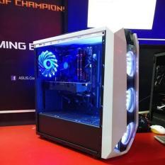 CPU - PC RAKITAN GAMING AMD RYZEN 3 1200 PAKET LED 20INCH