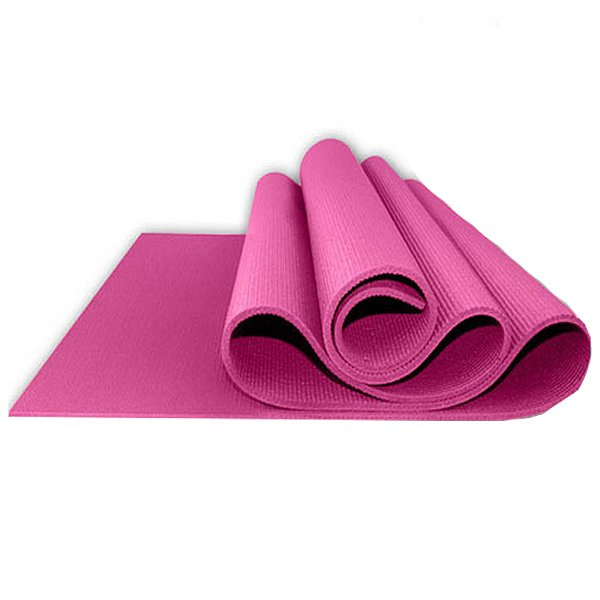 Jual Crazy 8 Yoga Mat 6Mm With Bag Pink Antik