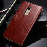 Beli Crazy Horse Case Dompet Cover Kulit Untuk Xiaomi Redmi Note 4 Brown Intl Secara Angsuran