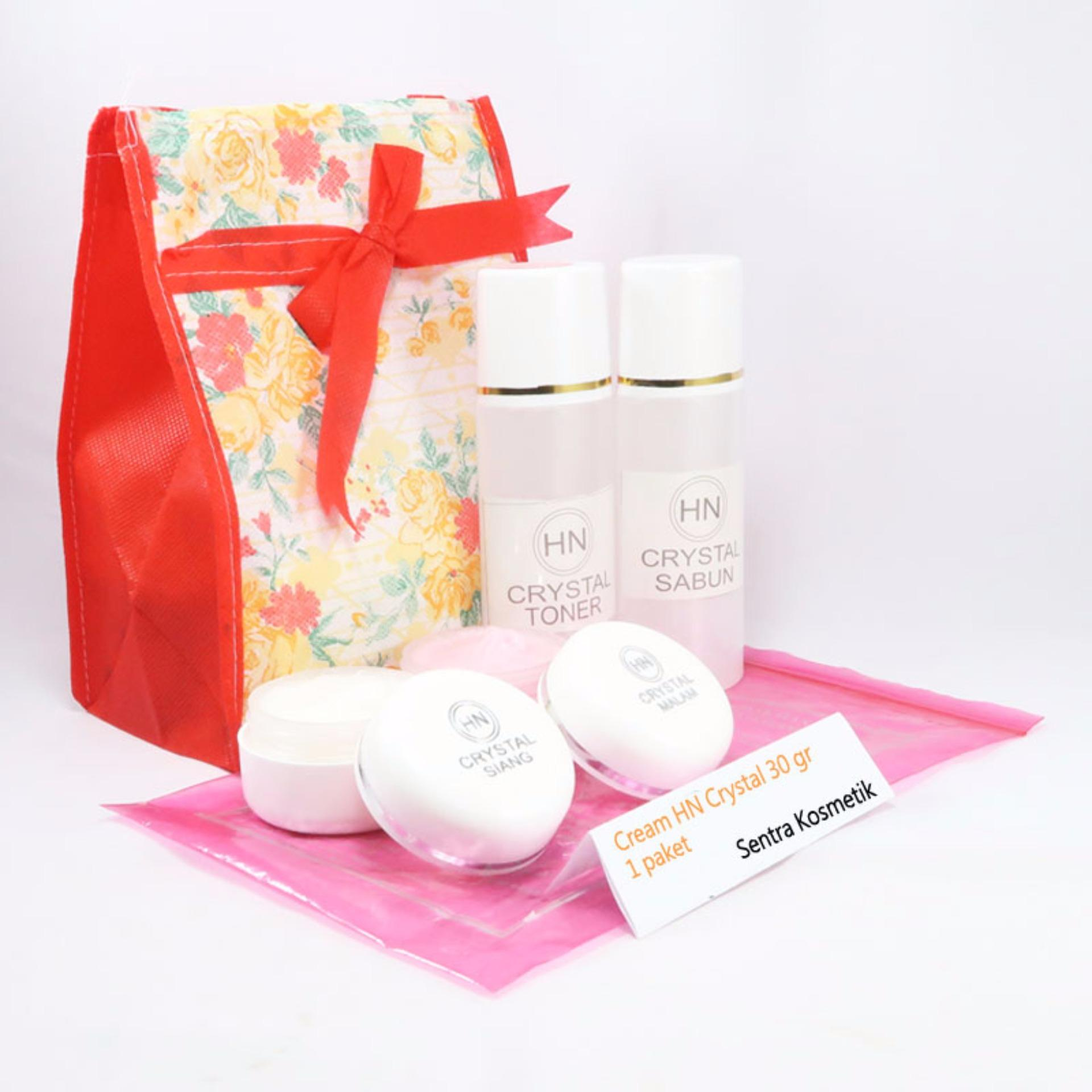 The Cheapest Price Cream Hn Crystal 30 Gr 1 Paket Rp50000 30gr Gratis 1paket