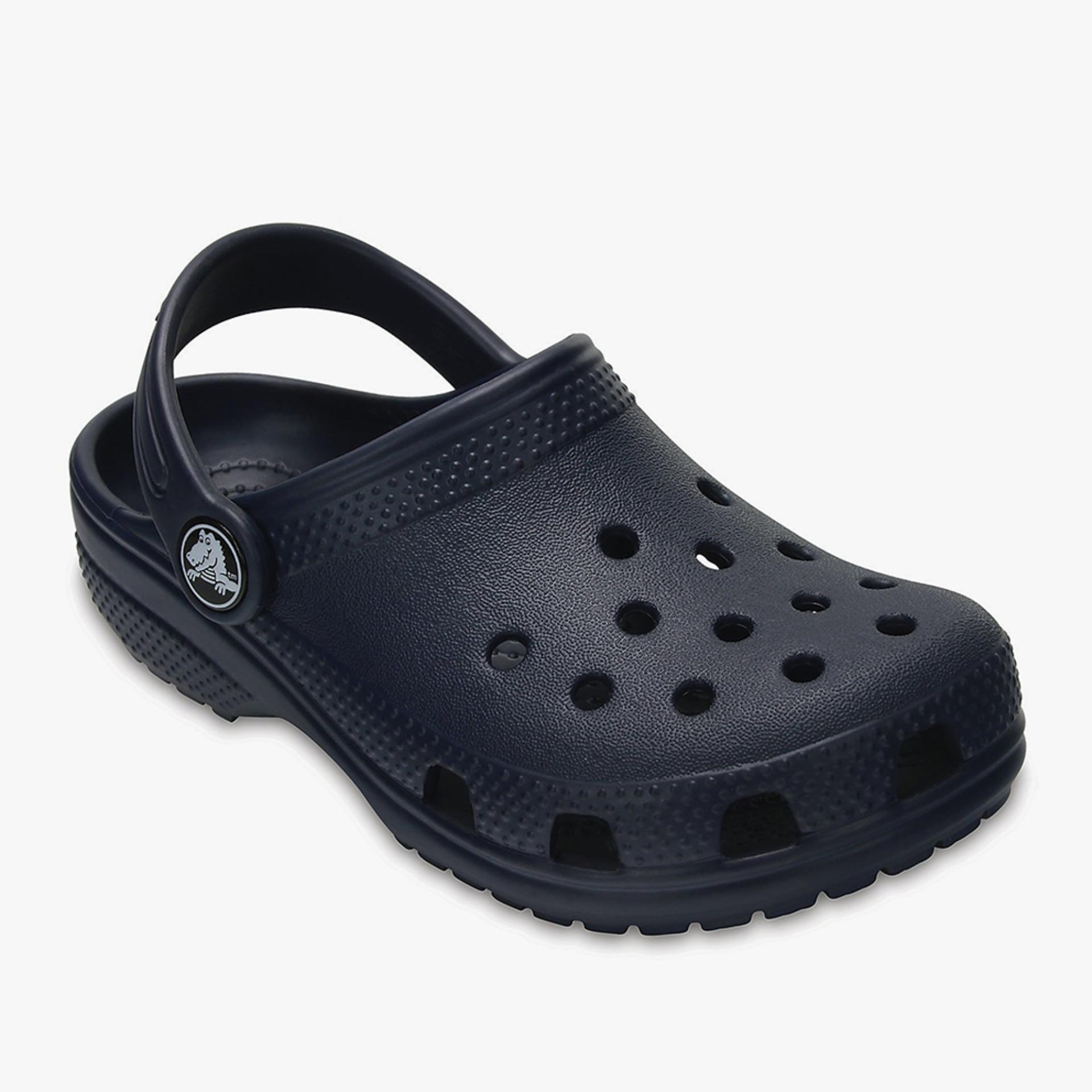 Crocs Classic Clog kids' Sandals - Navy