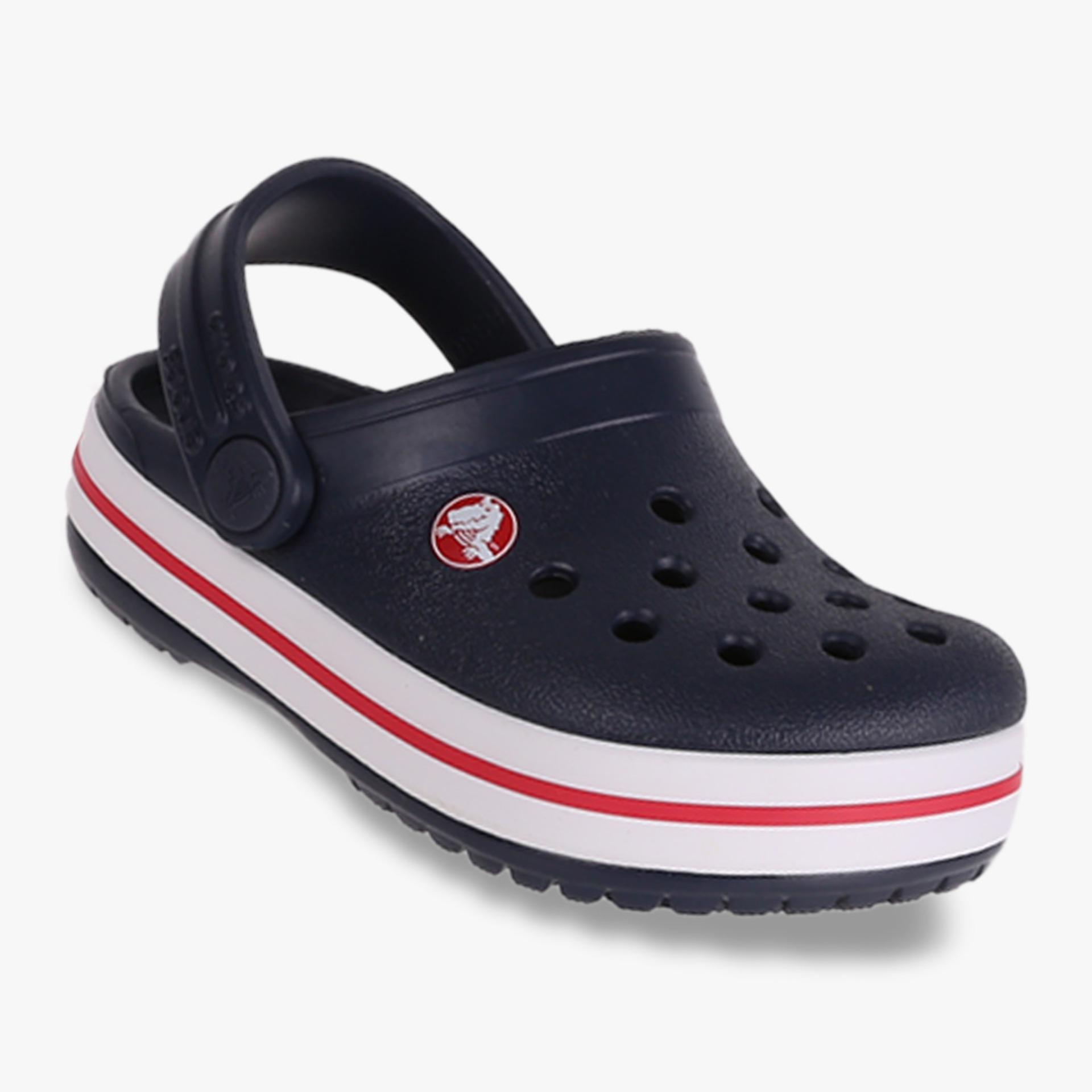 Crocs Crocband Clog Kid's Sandals - Navy