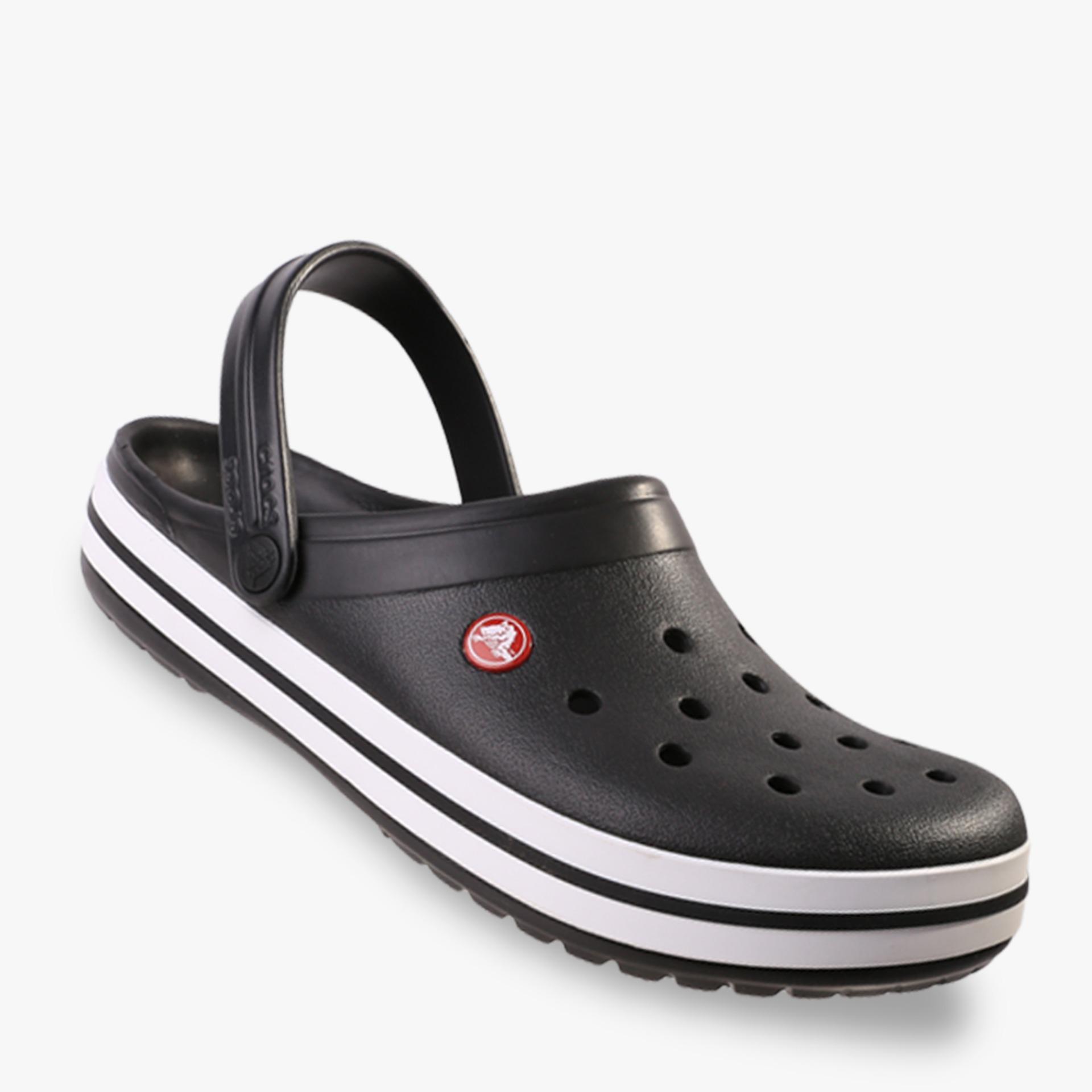 Crocs Crocband Clog Unisex Sandals - Hitam