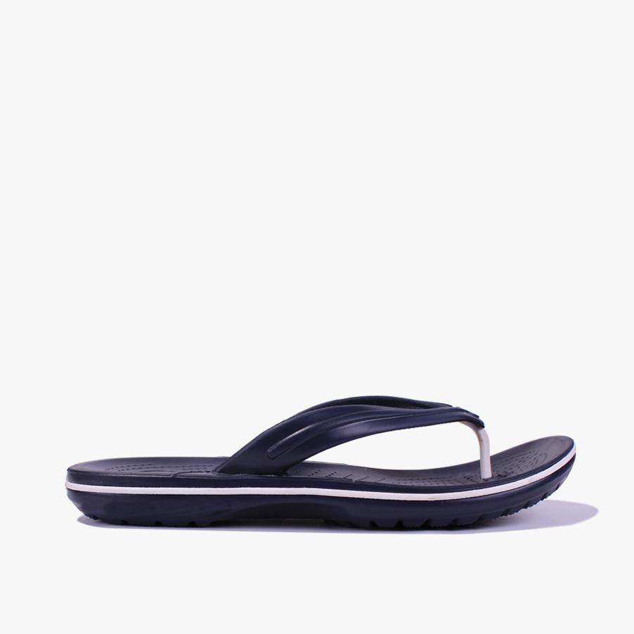Crocs Crocband Flip Unisex Sandals - Navy