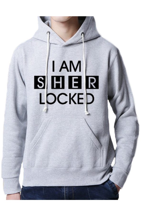 Cross In Mind Hoodie Sherlocked Abu Misty Terbaru