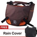Harga Crumpler Tas Kamera Cokelat Gratis Rain Cover Crumpler